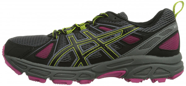Asics Gel Tambora 4 woman 7990-charcoal/black/lime
