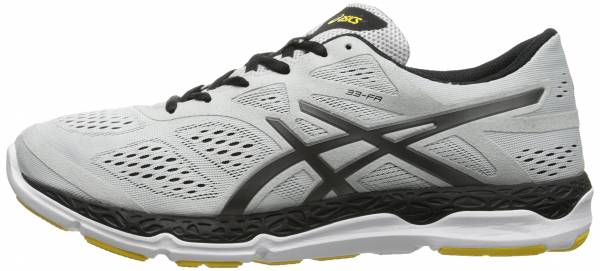 Asics 33-FA men cloud/titanium/yellow