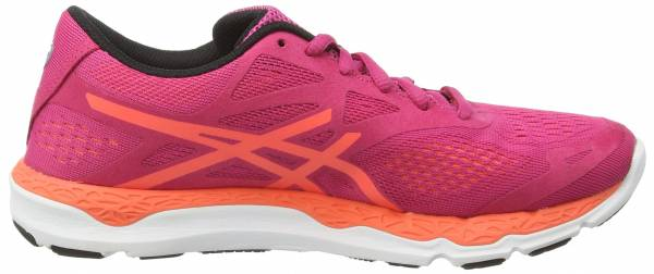 Asics 33-FA woman pink (pink glow/flash coral/carbon 3506)