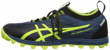 Asics Gel FujiRunnegade 2 Mediterranean/Flash Yellow/Black Men