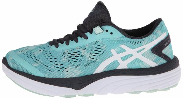 Asics 33-M 2 woman pool blue/white/iron