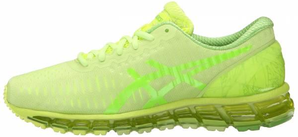 Asics Gel Quantum 360 woman sharp green/jasmine green/flash yellow