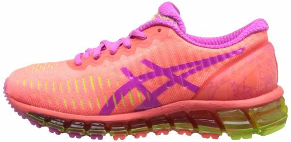 Asics Gel Quantum 360 woman flash coral/pink glow/flash yellow