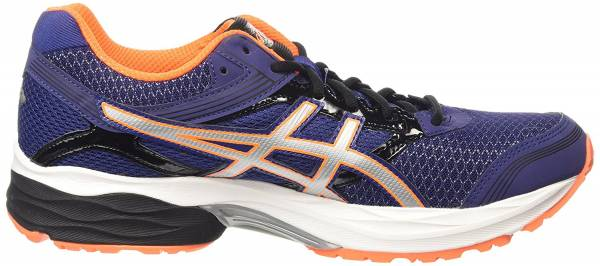 Asics Gel Pulse 7 - Bleu (Deep Cobalt/Silver/Hot Orange 5093)