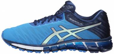 Asics Gel Quantum 180 Electric Blue/Silver/Blue Men