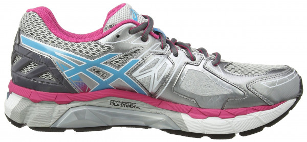 Asics Gel Fortify woman silver (silver 9140)