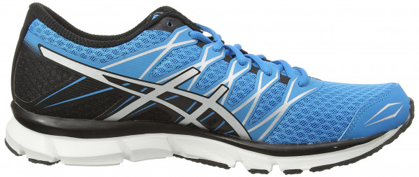 Asics Gel Attract 4 men tu00fcrkis (turquoise/silver/onyx 4093)