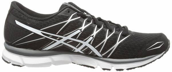 Asics Gel Attract 4 men negro (black/white/charcoal 9001)