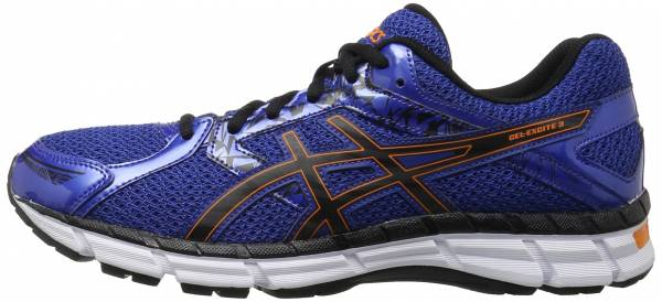 Asics Gel Excite 3 Blue/Black/Orange