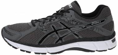 Asics Gel Excite 3 - Carbon/Black/White (T5B4N7390)