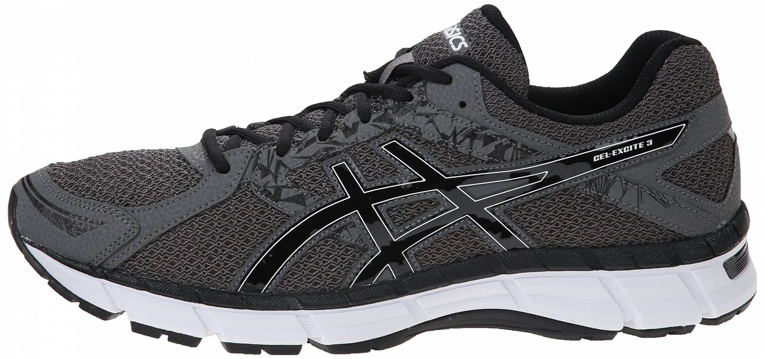 Only $35 + Review of Asics Gel Excite 3