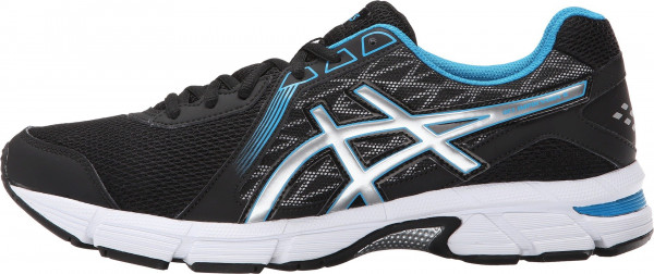 Asics Gel Impression 8 men black/silver/methyl blue