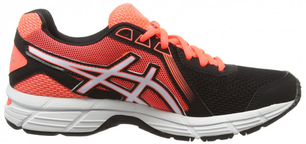 Asics Gel Impression 8 woman negro (black/white/flash coral 9001)