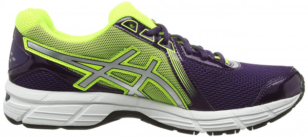 Asics Gel Impression 8 men violett (dark berry/silver/flash yellow 3693)