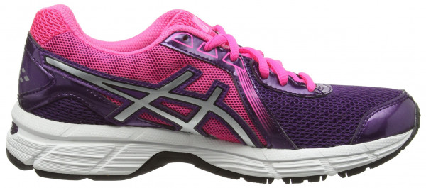 Asics Gel Impression 8 woman plum / silver / pink glow
