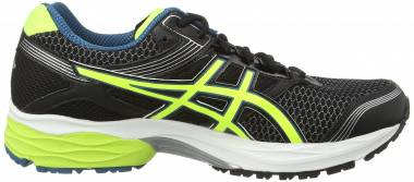 Asics Gel Pulse 7 GTX Schwarz (Black/Flash Yellow/Mosaic Blue 9007) Men
