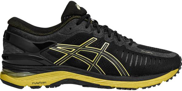 Asics Metarun Black/Onyx/Gold