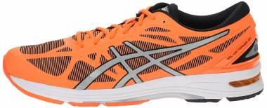 Asics Gel DS Trainer 20 - Orange Flash Orange Silver Black 3093 (T528N3093)