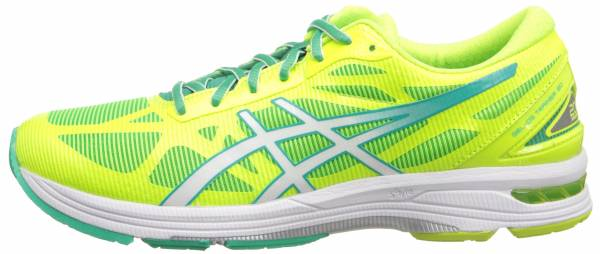Asics Gel DS Trainer 20 Flash Yellow/White/Mint