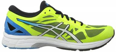 Asics Gel DS Trainer 20 - Amarillo Flash Yellow White Turquoise 0701 (T529N0701)