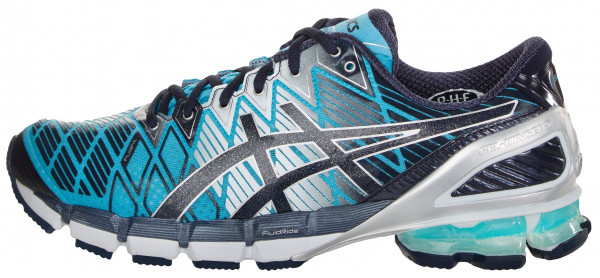 asics mens gel-kinsei 5 running shoe reviews