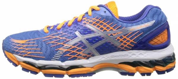 asics gel nimbus 10 deepblue