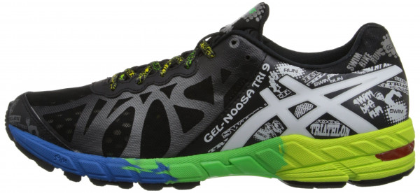 womens asics gel noosa tri 9 grey