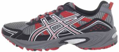 Asics Gel Venture 4 Charcoal/Black/Red Men