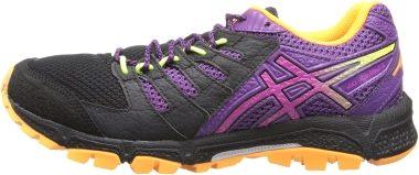 Asics Gel FujiAttack 4 - Onyx/Hot Pink/Purple (T584N9920)
