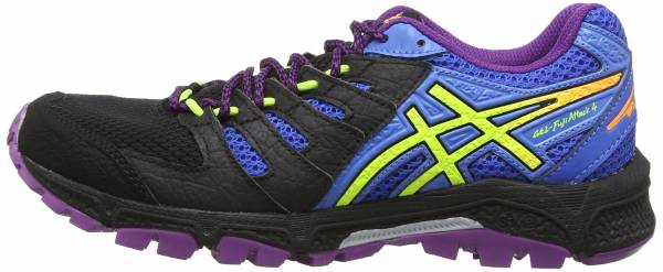 Asics Gel FujiAttack 4 Black / Blue