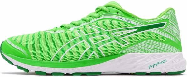 Asics DynaFlyte men green (green gecko/green/white)