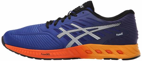asics fuzex rush mens running