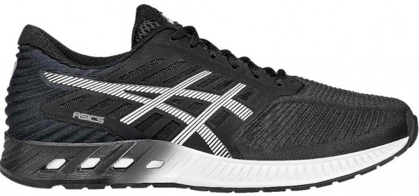 Asics FuzeX men black/white/onyx