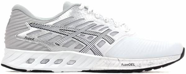 Asics FuzeX men white