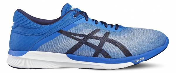 Asics FuzeX men blue / white