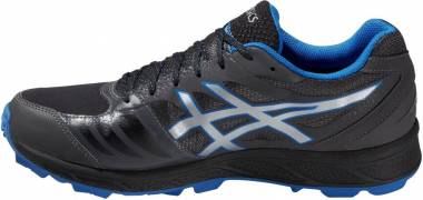 Asics Gel FujiSetsu 2 GTX Dark Grey/Silver/Electric Blue Men