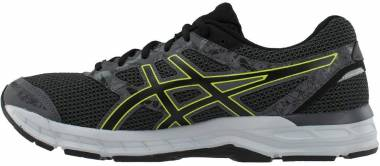 Asics Gel Excite 4 - Dark Grey/Neon Lime (T6E3N021)