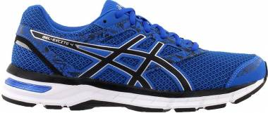 Asics Gel Excite 4 - Victoria Blue Black Silver 4590 (T6E3N4590)