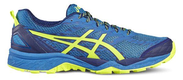 asics yellow shoes