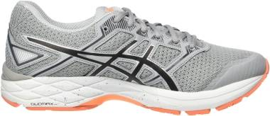 Asics Gel Phoenix 8 - Grigio Midgrey Black Hot Orange (T6F2N9690)