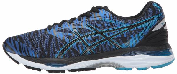 Asics Gel Cumulus 18 men deep blue-black-island blue