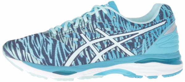 Asics Gel Cumulus 18 woman soothing sea/indigo blue/blue ribbon