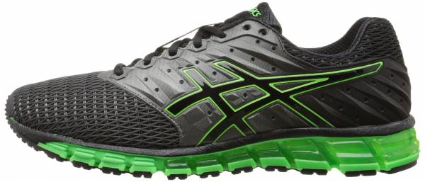 Asics Gel Quantum 180 2 Carbon/Black/Green Gecko