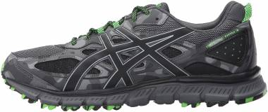 31f8fd0dd47 Asics Gel Scram 3 Carbon Black Green Gecko Men