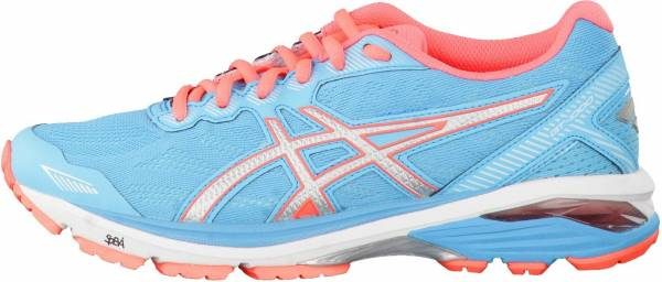 Asics GT 1000 5 woman aquarium / silver / flash coral