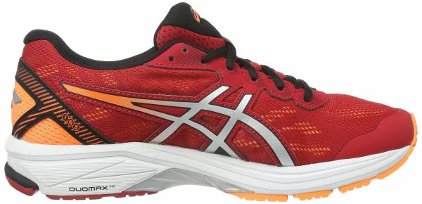 Asics GT 1000 5 men rouge (red)