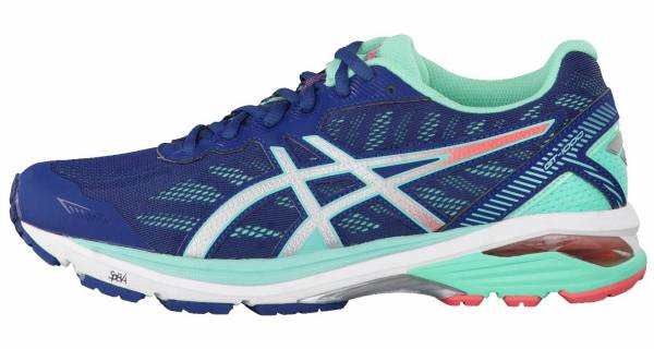 Asics GT 1000 5 woman blue