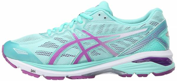 Asics GT 1000 5 woman mint/orchid/cockatoo