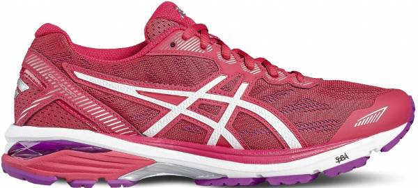 Asics GT 1000 5 woman bright rose / white / orchid