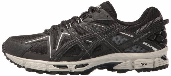 Asics Gel Kahana 8 men black/onyx/silver